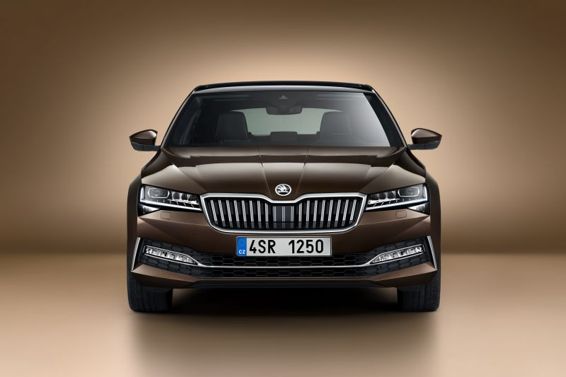 ŠKODA Superb FL