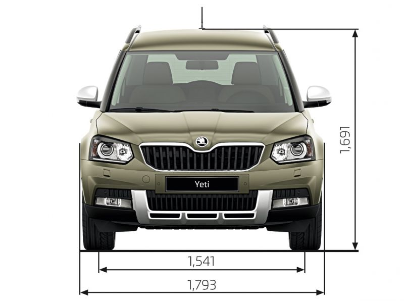 Škoda Yeti Outdoor